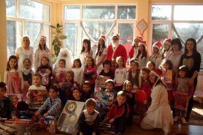 Коледа - 2013г. - ДГ Слънчице - Велинград